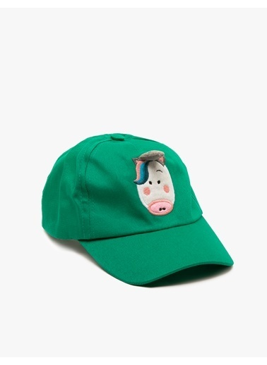 Koton Kids Şapka Yeşil